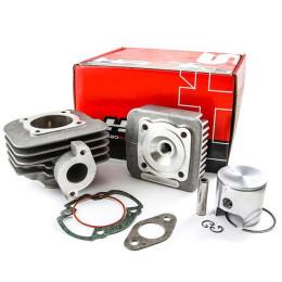 Cilindro Morini AC 70cc Hebo Racing aluminio 1 aro ref:HR4000106