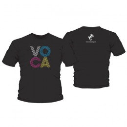 Camiseta Voca RULES