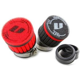 Filtro de aire Voca Racing d=48mm Keihin/PWK Ref. A-VCR-RD13.FILT48 Rojo o Negro