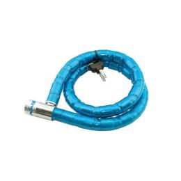 Candado de rótulas Snake, Ø22mm x 1m de cadena
