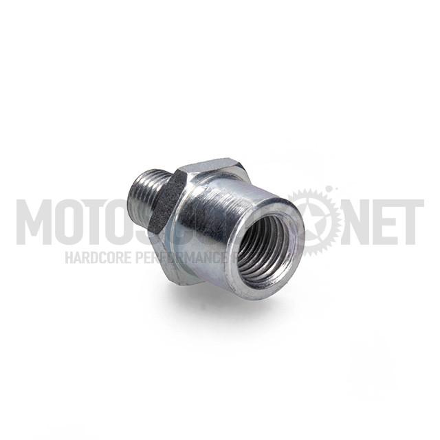 Adaptador sensor temperatura M10x1 Macho a M12x1,5 hembra Malossi Sku:1518132B /1/5/1518132b_02.jpg