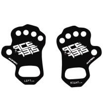 Protectores de palmas negro Acerbis Talla L/XL