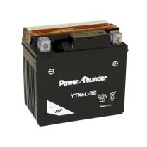 Batería YTX5L-BS Power Thunder con ácido