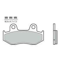 Pastillas Brembo sinterizadas, Delanteras Honda SH, Shi (04-08), Dylan, PS 125/150cc