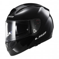 Casco Integral LS2 FF397 Vector FT2 Negro