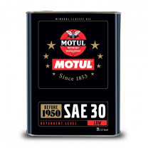 Aceite transmisión 2T/4T SAE30 2L Motul Classic Mineral