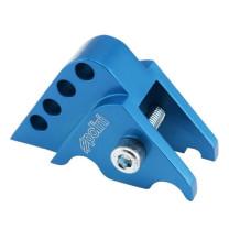 Suplemento Amortiguador Polini Minarelli horizontal Azul