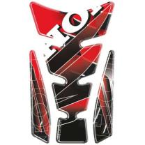 Protector de depósito Wing Logo Honda Rojo PUIG