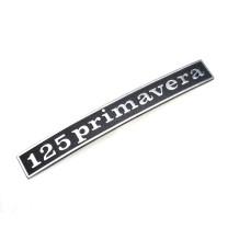 Anagrama trasero Vespa 125 Pimavera CIF