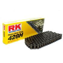 Cadena RK 428H con 146 eslabones negro