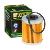 Filtro de aceite Hilfofiltro HF157