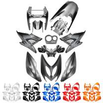 Carenados Yamaha Aerox / MBK Nitro hasta 2013 11 piezas AllPro