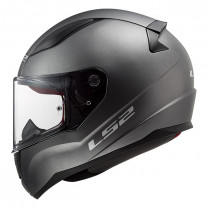 Casco Integral LS2 FF353 Rapid Single Mono Titanio Mate