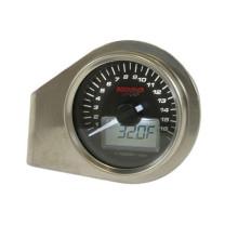 Marcador Cuentarevoluciones Koso GP-Style 55 0-16.000RPM 2T/4T - Elige color