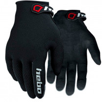 Guantes trial Hebo Team II Negro