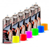 Spray pintura vinilo extraible 400ml