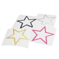 Pegatina Estrella (15cm) - elige color: