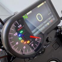 Marcador completo RX-3 TFT Koso pantalla LCD