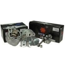 Kit Derbi Senda/GPR motor Piaggio Barikit Racing Plus BRK Cilindro 88cc d=50mm Cigüeñal carrera 45