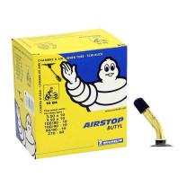"""Cámara llanta 10"""" válvula 45º 3.00/3.50 90-90/100-80/100-90 10B1 Michelin"""