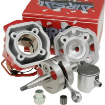 Kit Derbi Euro 3 90cc cilindro y cigüeñal carrera 45mm Airsal Racing Xtreme