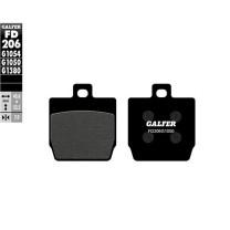 Pastillas de freno traseras Galfer Yamaha Aerox 50/100