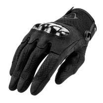 Guantes Acerbis CE Ramsey My Vented Hombre Negro