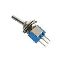 Interruptor Micro Motoforce, 3 pins (24x5x8mm), ideál para carenados