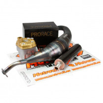Kit cilindro y escape Derbi Piaggio Euro 3 Metrakit ProRace 3