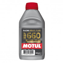 Líquido de freno DOT 4 0,5L Motul RBF 660 Factory line