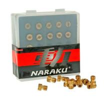 Kit chicles Naraku 5mm - Carburadores Dellorto