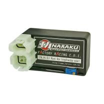 CDI ajustable regulable para GY6 AC dos conectores Naraku
