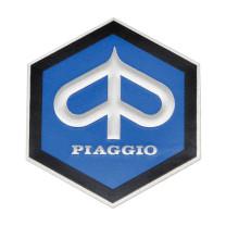 Escudo anagrama frontal hexagonal Piaggio VESPA 160 RMS