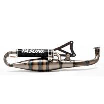 Escape Minarelli horizontal Yasuni Carrera 16 Black-Edition - Silenciador carbono