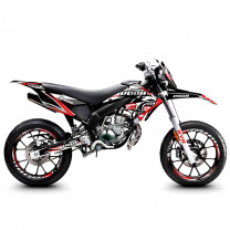 Kit pegatinas Voca Derbi DRD Racing / Gilera SMT 10-17