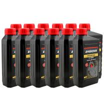 Caja 12 unidades aceite mezcla 2T Speedfeed Voca Racing Ricino
