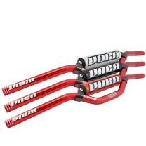 Kit manillar y protector VOCA Scooter d.22mm - rojo