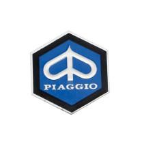 Escudo frontal hexagonal 31mm Piaggio Vespa Due