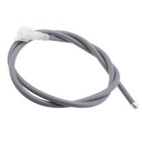 Cable cuentakilómetros Vespa Due, gris, Vespa PX