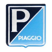 Escudo frontal clasico resina Piaggio Vespa Due, Vespa Classics