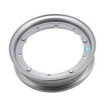 Llanta 3,00x10/3,50x10 de hierro Vespa Due, color gris, Vespa