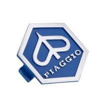 Escudo frontal hexagonal para enclavar Piaggio Vespa Due