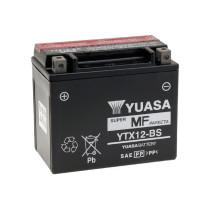 Bateria YTX12-BS Yuasa con ácido