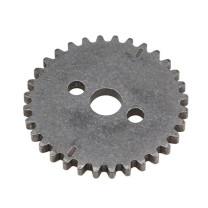 Piñón cadena distribución pitbike motor 155Z 34 dientes