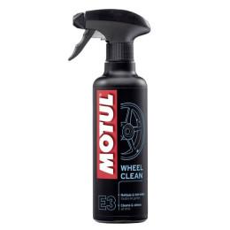Motul E3 Wheel Clean, limpiador de llantas 400 ml