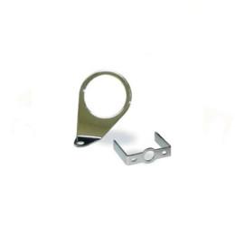 Soporte para marcadores KOSO GP Style, d.48mm, pulido