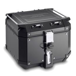 Maleta Monokey® Trekker Outback 42 Aluminio Negro Givi