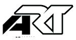 Logo de ART
